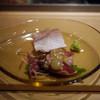 鮨 魯山 - 料理写真:春子鯛~蛍烏賊~☆