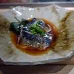 鮨 魯山 - 炙り鰯~☆
