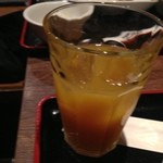 琉球・梅酒ダイニング てぃーだ - マンゴードリンク