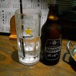 ニシキ屋 - ホッピーセット380円