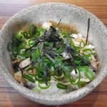 串焼 バードル - 2013/04/16 そぼろ丼