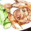 M・カラー - 料理写真:ジューシィハンバーグ