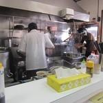 モンシターハンテン - 厨房の動きはぎこちない