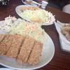 大和屋 - 料理写真:鶏の竜田揚げ定食(サービスランチ500円)(2013.4.17)