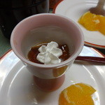 郷味 洲さき - 紅茶ゼリー