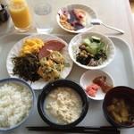 レストランロータス - ホテルの朝ご飯。