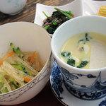 のんきや五平 - 茶碗蒸し付き