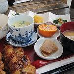 のんきや五平 - 旬菜ランチ550円