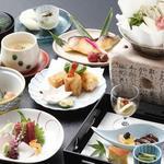 会席料理 東山 - 料理写真:料理