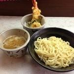 京八流 淳 - 1日限定40食 超つけ麺(竹)680円