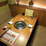 18441983 - 完全個室です
