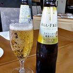 レストラン 樹葉亭 - ノンアルコールビール(2013年4月)