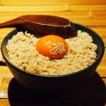 じとっこ - そぼろご飯(正式名称失念)