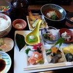 花鳥風月 - 料理写真:京風ランチ1575円