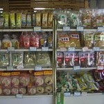 さぬき麺業 - お土産コーナー