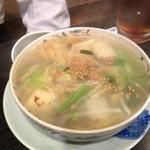 honkakuyakinikujukouenamatsubo - 野菜スープ
