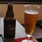 18447415 - COEDO Beer 伽羅 モンド・セレクション受賞ビール