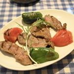 アンカラ - 2013.3 キュル バストゥ(1,680円)ラム肉を250g使用
