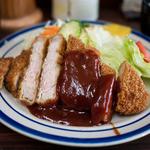 OK - キッチンOK トンカツ定食