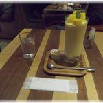 18448729 - 完熟マンゴーとバレンシアオレンジのスムージー ¥780(税込)