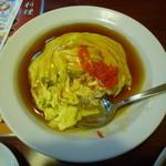 四川料理 聚和源 - 天津飯
