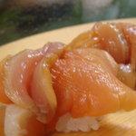 福ぶくろ - 赤貝 アップ