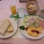 小山国際第一ホテル - 2013.04.19  洋食モーニング!