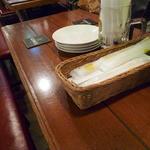 シャムロック - ◆テーブル席