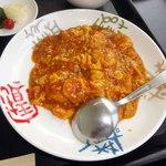 中国館 - あまり甘くなく本格的な味