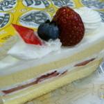 18453748 - ショートケーキ