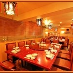 東海飯店 - 円卓以外の大宴会場もあります!