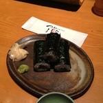 麺匠の心つくし つるとんたん - 鉄火巻(¥450)