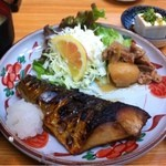 藤 - 鯖ランチ600円