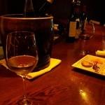 清風明月 - 私の白ワイン