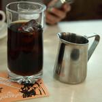 パルルやちよ - ランチのセットコーヒー