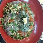豊洋丸 - 生しらす丼