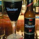 びざーる - ケストリッツァー(ドイツ)(ゲーテの愛した黒ビール)