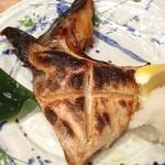 築地食堂源ちゃん  - ブリかま塩焼き