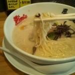 博多風龍 - 麺