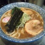18464564 - 豚骨魚介ラーメン700円