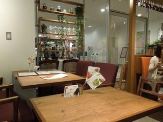 ナトゥーラ・ナトゥーラ 神戸ハーバーランドumie店 - 店内の雰囲気