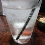 和浦酒場 弐 - 梅干サワー200円