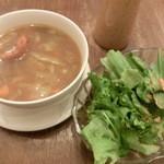 トリコスプーン - サラダ&スープ