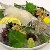 寿司やす - 料理写真:活いか