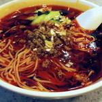 18468066 - 黒タンタン麺です(単品では@850円)