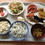 レストランロータス - ホテルの朝ご飯!