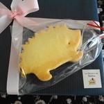 18469296 - ハリネズミのクッキーがおちゃめ