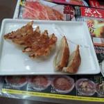 蔵八ラーメン亭 - 餃子