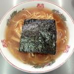 まるたかラーメン - 正油ラーメン_680円