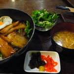 DINING Ben - チャーシュー丼